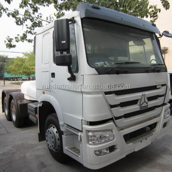 Design most popular tractor head truck power star truck