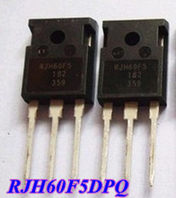Hot sale 10. RJH60F5DPQ RJH60F5 TO-247 Transistor