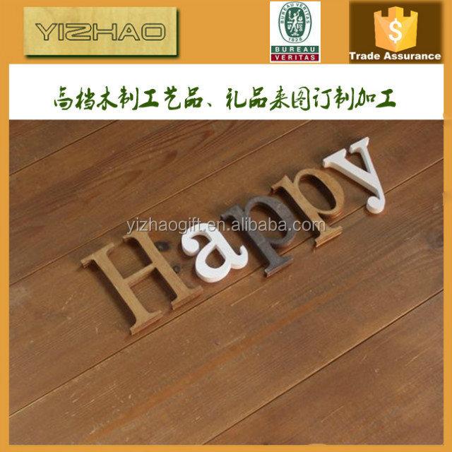 Wooden Decorative Alphabet LettersArt Minds Wood Letters