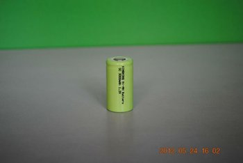 NiMH rechargeable Battery Sub C 1.2v 3000mAh