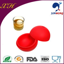 China Supplier Wholesale Silicone Ice Cube Tray With Lid SBQ-01
