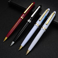 Wholesale high quality promo plastic ball pen