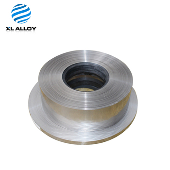 high temperature stable X20H80 resistance alloy strip  for heaters
