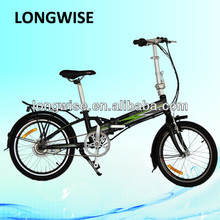alloy bicycle frame magnetic motor bike pocket bike 20 inch 250w motor bike with Samsung battery