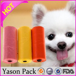 Yason ldpe mini pet trash bag