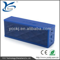 Support micro sd/tf card 2013 best sellling mini bluetooth speaker