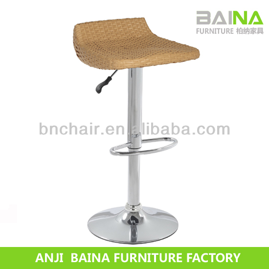 Professional maker vintage rattan bar chair