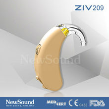 China Adjustable hearing aids prices in india with trimmer