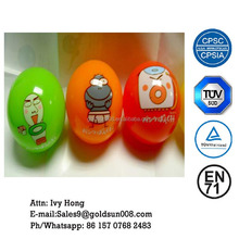 3 Inch Small Inflatable PVC Best Toy Ball For Kids PU Foam Ball