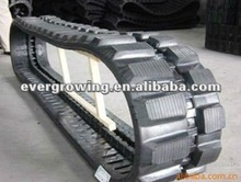 Rubber Track for Dumper,Crawler Loader,Agriculture Machinery And Excavator