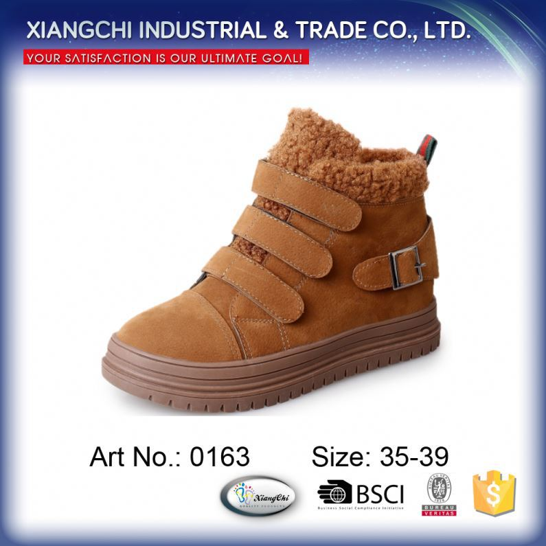 Fashion Street Comfortable Worth Having Girls Hi Top Leisure Shoes