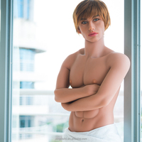 160cm adult silicone life size male sex doll for women penis American