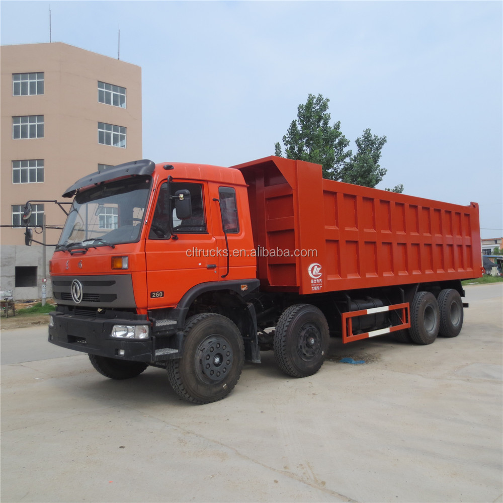 China hot sale factory supply 8*4 DONGFENG 50ton tipper