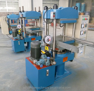 Rubber Shoe Sole Vulcanizing Machine/hydraulic Hot Press For Eva Foam Vulcanizing With Good Quality