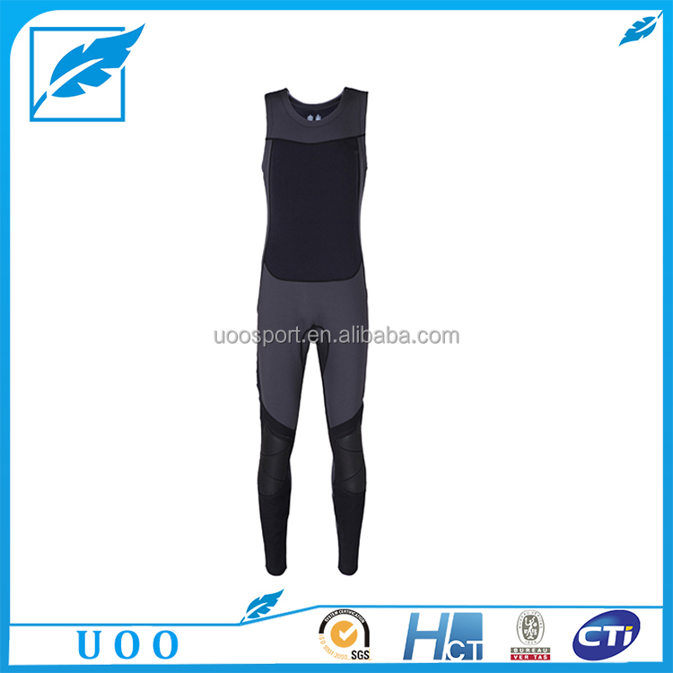 Full Body Diving Suit Sleeveless Style