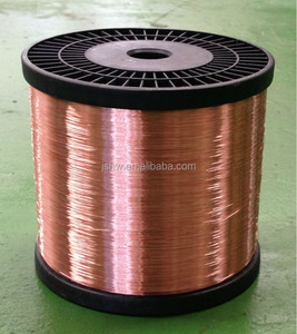 enameled copper clad aluminum class180 barbed wire price per roll