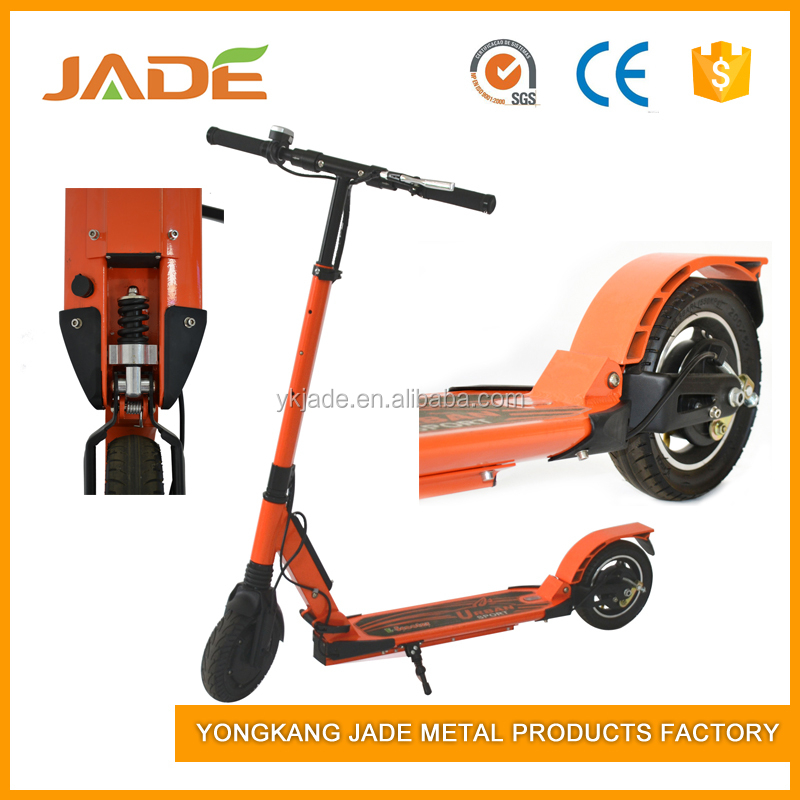 2017 New style electric scooter manufacturer in China electric scooter with pedals for sale