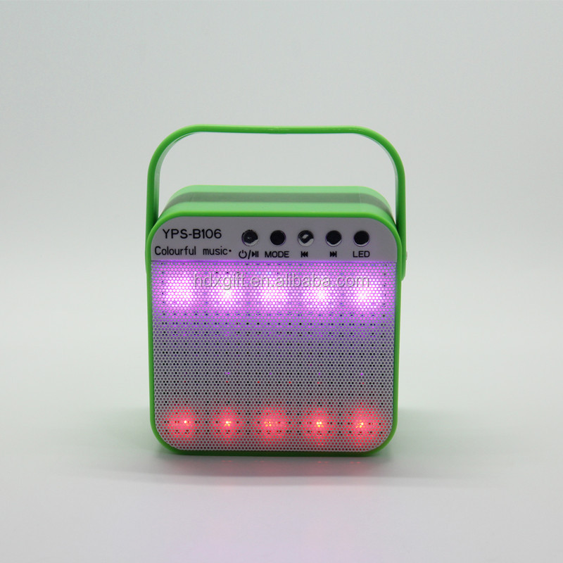 Wireless Battery Powered 3W Mini Mobile Phone Amplifier Speaker