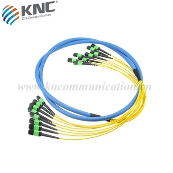 96 fibers MTP / MPO Trunk cable assemblies