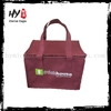 New custom outdoor fitness cooler bag, nonwoven 6 can cooler bag, cooler lunch bag