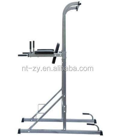 China Top Ten Selling Power Tower Dip Station Push Ups and Sit Ups for Body Building