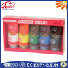5 different colors AP pearlescent acrylic paint to USA