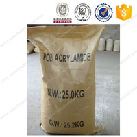 Water Treatment Polymer Cation Polyacrylamide From