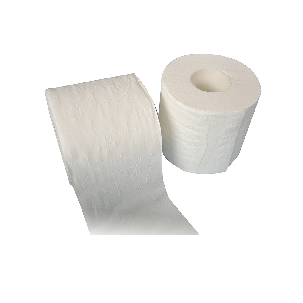 High Quality Virgin Wood Pulp Sofetly Toilet Tissue Paper