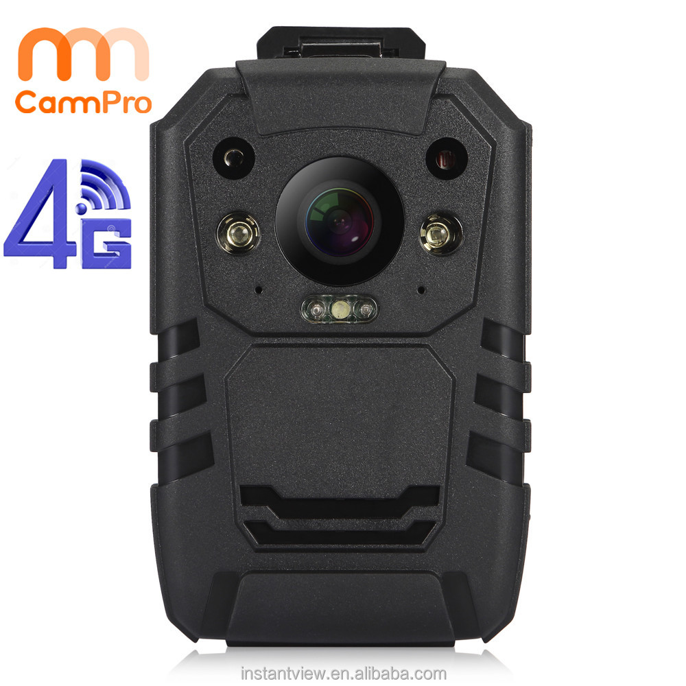 CammPro I827 Portable IR Night Vision 4G WIFI live streaming Police Pocket Video Camera