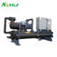 water cooled water chillers for hotel restaurants shopping malls