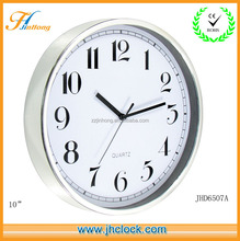 10inch Wall Clock With tick tock system 3D clock dial