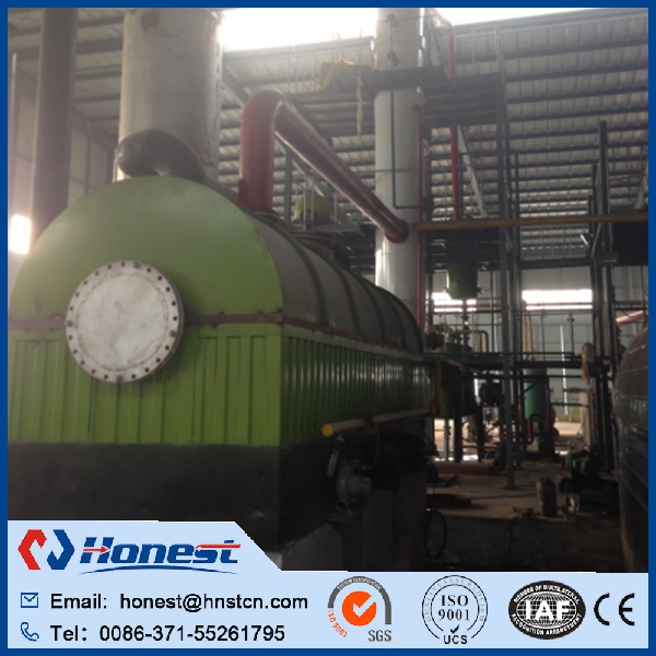 gasoline cracking equipment with high quality