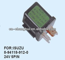Auto Relay FOR ISUZU 24V 5P