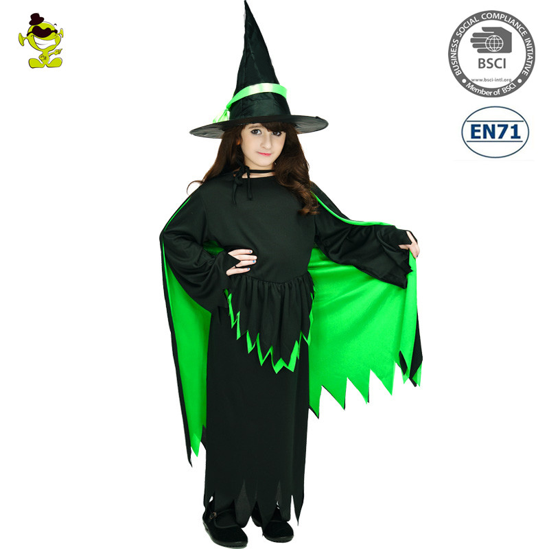 hot girls wicked witch costumes with cape halloween masquerade party evil enchantress cosplay fancy dress for kids buy wicked witch costumes halloween