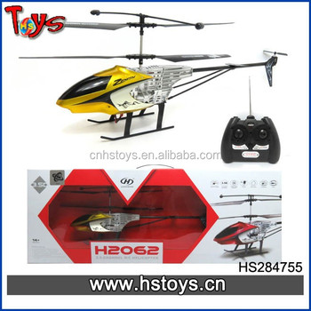 Hot selling 3.5CH radio controlled drones