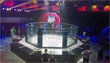 Internation MMA octagon cage with the best quality for sale