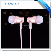 mobile accessories magnet 3.5mm wired earphone headphone auriculares