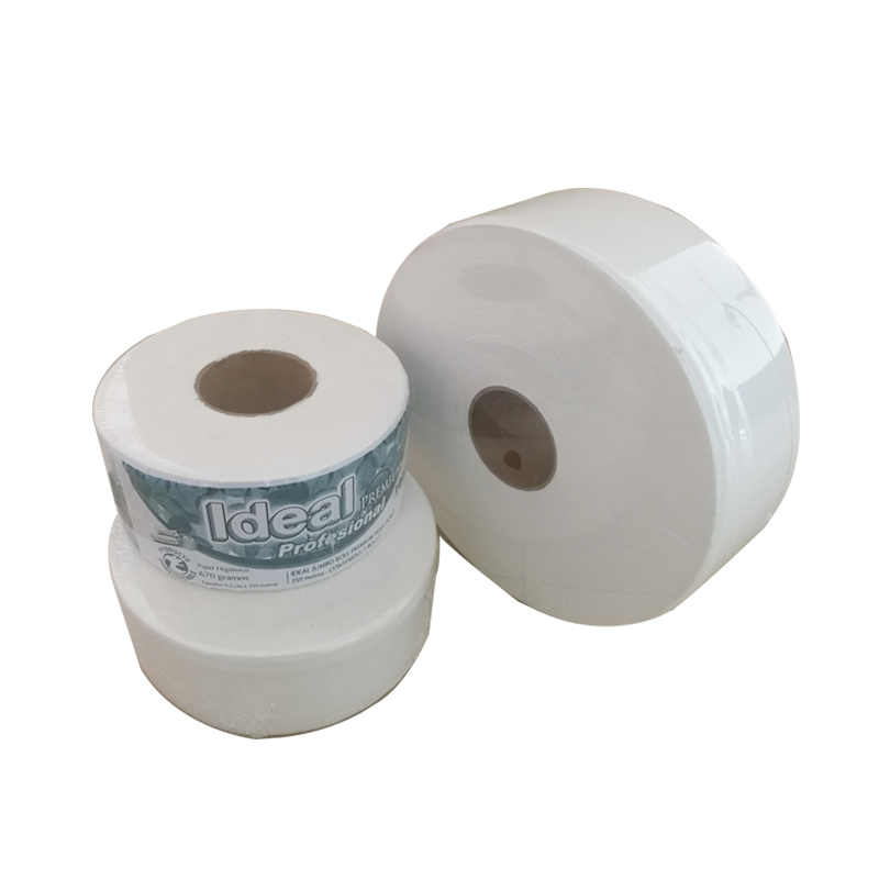Jumbo Roll Virgin Wood Pulp White Color 15 Gsm Tissue Paper