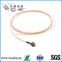 multimode 0.9mm FC UPC connector fiber optic cable pigtail