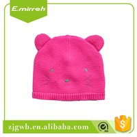 Factory directly availability fleece beanie hat quick pattern