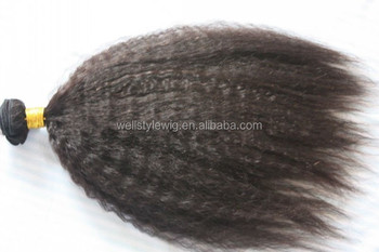 alibaba express natural color full cuticle tangle free virgin brazilian human hair extension