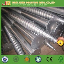 Earth Anchor,screw pole,Ground Screw for Solar system