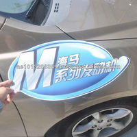 Factory price-good quanlity eco-friendly car magnet