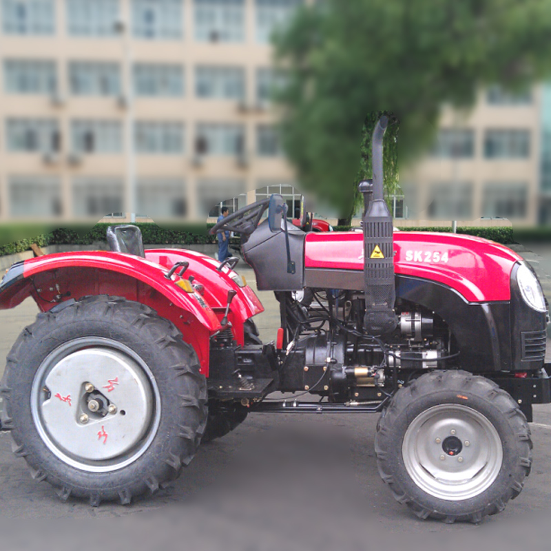 China YTO 254 25HP 4WD Four Wheel Drive Farm Tractor For Sale