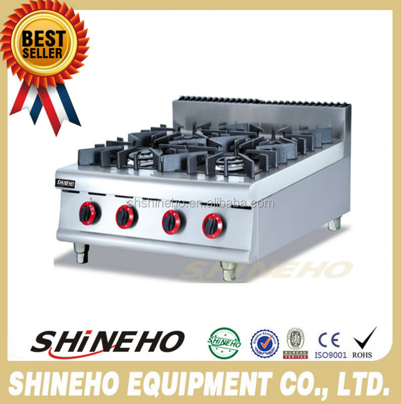 Cooking Range/commercial gas range/gas range with 4 burners