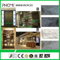 2015 new style flexible waterproof ledge stone wall tile