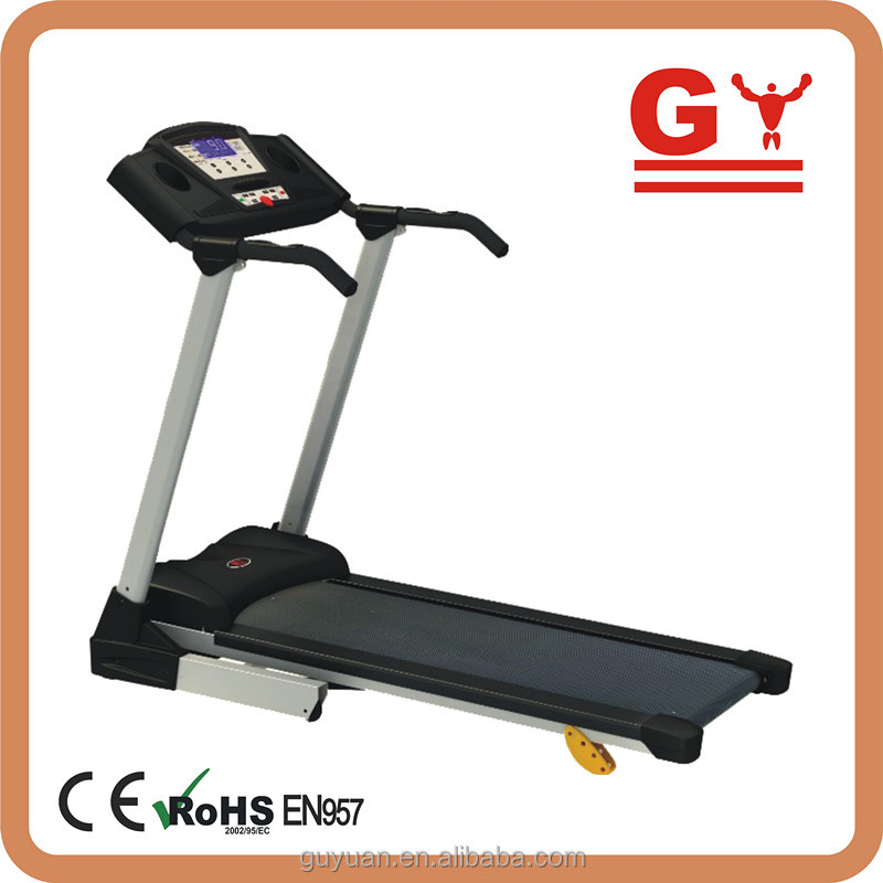 simple homeuse treadmill cheap model with power incline