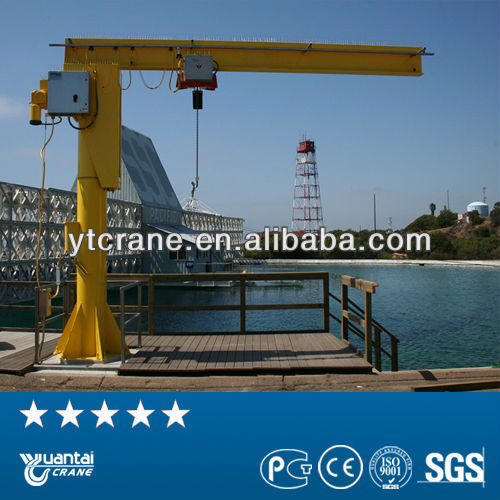 Easier Your Job Electric 12 ton Jib Crane
