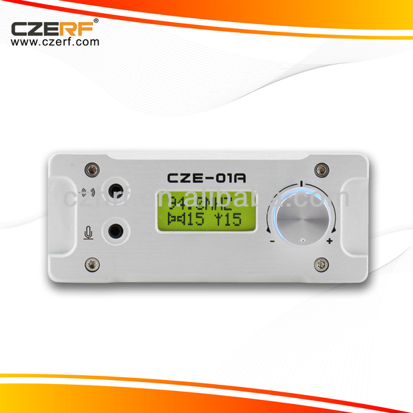 PC Control SDA-01A 1W FM Transmitter Direct Audio Car Audio