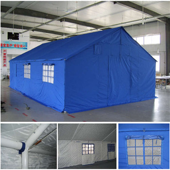relief tent ,Waterproof oxford tent, emergency rescue shelter